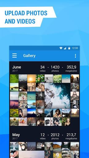 Cloud Mail.Ru:  Keep your photos safe  screenshots 1