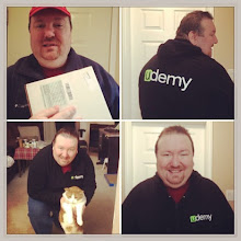 Photo: Got my Udemy sweatshirt! Thanks from Mr. Tom & I! @udemy #intercer #udemy #learn #learn2013 #cat #cats #pet #pets #meow #school #college #education #continuingeducation - via Instagram, http://instagr.am/p/VPKAqopfi_/