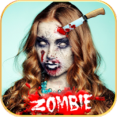 Zombie Booth Face Maker