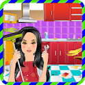 Crazy Kitchen Repair Game icon