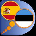 Spanish Estonian dictionary icon