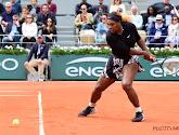 Serena Williams zal Roland Garros niet voor de 4e keer winnen