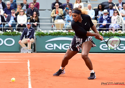 Serena Williams geeft verstek voor tweede ronde