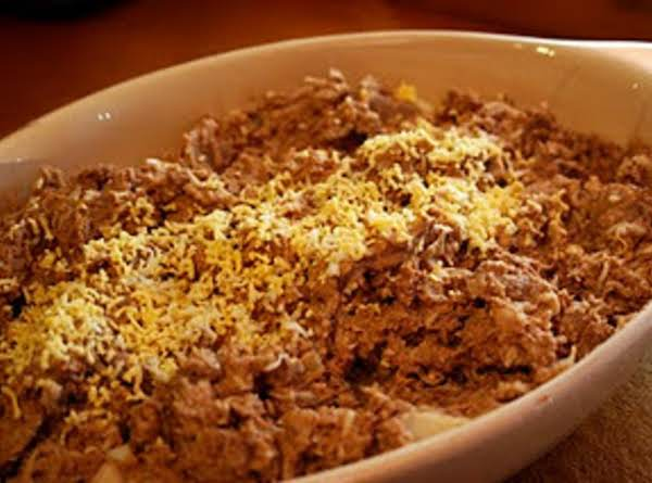 Chopped Liver, Eggs And Onions Recipe