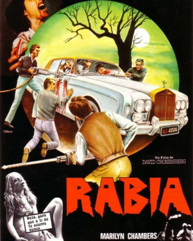 Rabia (1977, David Cronenberg)