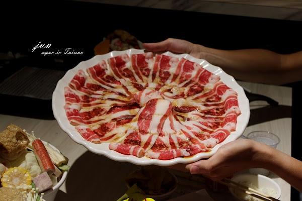 Jun蓁品銅板燒肉火鍋
