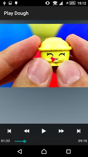 無料媒体与影片AppのPlay Dough|記事Game
