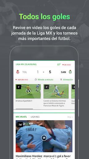 Univision Deportes: Liga MX, MLS, Fútbol En Vivo screenshot