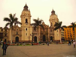 Photo: #012-Lima. La Cathédrale de San Juan Evangelista.