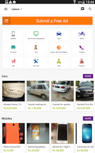 OLX Pakistan- screenshot thumbnail