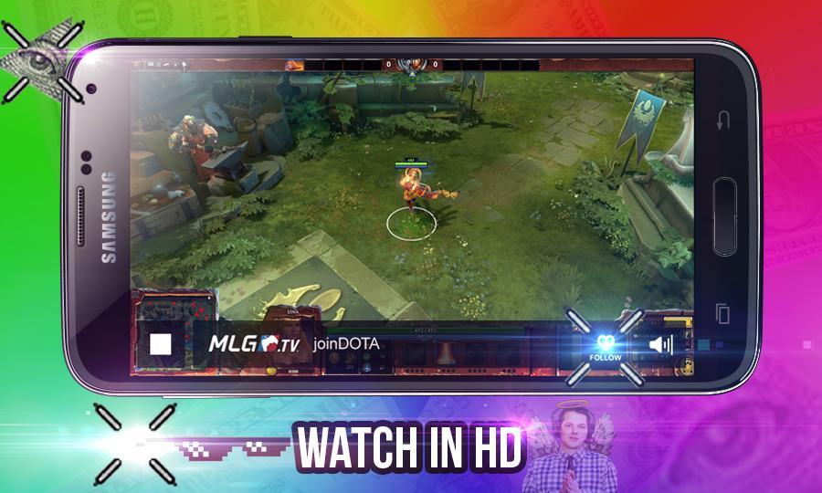 MLG.tv - screenshot