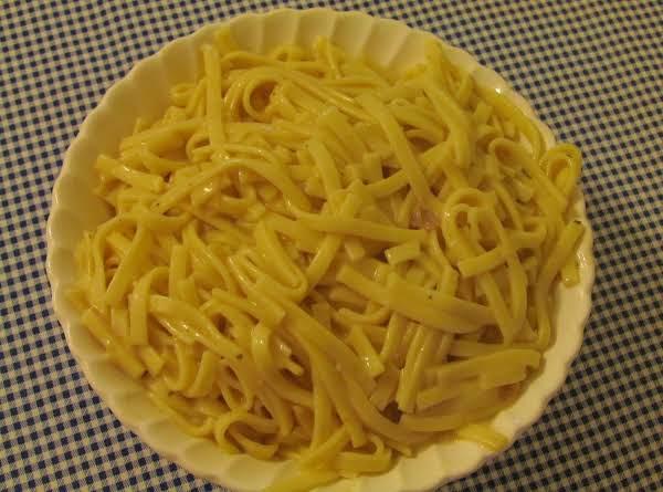 Amish Style Noodles image