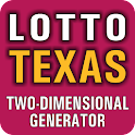 Lotto Winner for Texas Lottery icon