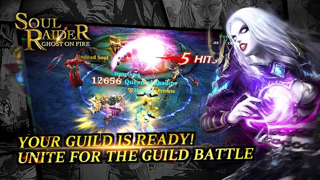 Soul Raider - Ghost On Fire v1.1.4