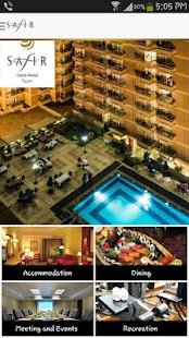 Safir Hotel Cairo- screenshot thumbnail