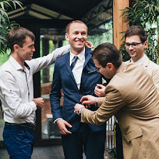 Wedding photographer Irina Buzynna (Veselka23Ira). Photo of 18.09.2017