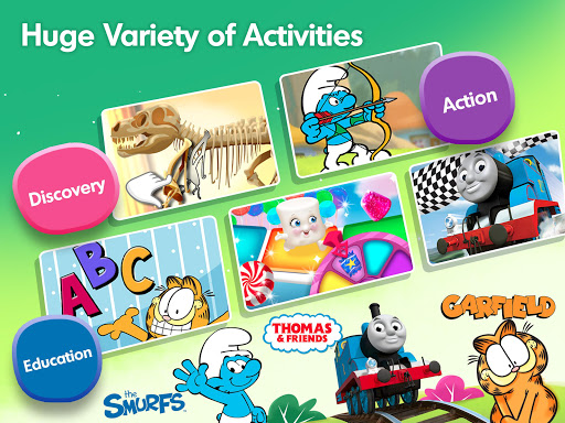 Budge World - Kids Games & Fun 9.0.1 screenshots 12