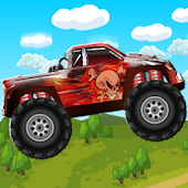 Hill Climb Monster Trucks