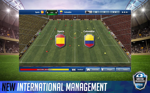 Soccer Manager 2018 1.5.6 gameplay | by HackJr.Pw 2