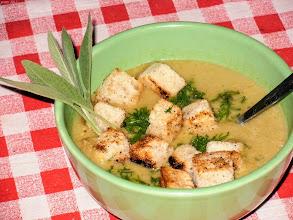 Photo: Kremowa zupa brokułowa 02