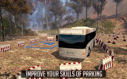 Bus Hill Climb Simulator