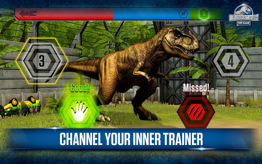 Jurassic Worldu2122: The Game 1.30.2 androidappsheaven.com 2