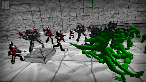 Battle Simulator: Stickman Zombie for PC
