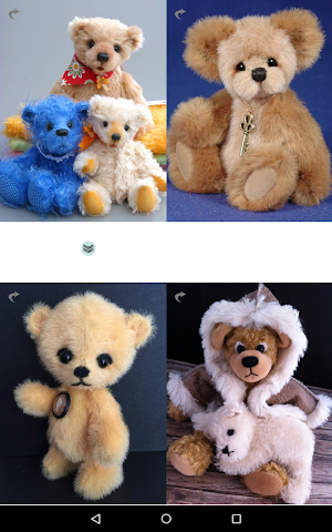 android Who's Who Teddy Bear Artists Screenshot 11