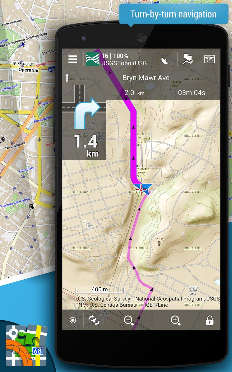 Locus Map Pro - Outdoor GPS screenshot #7