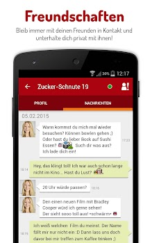 Knuddels Chat, Freunde, Flirt