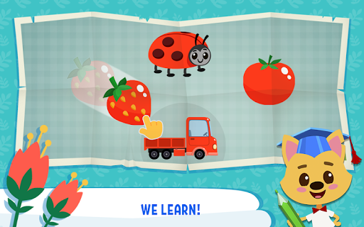 GoKids! Academy Colors for toddlers learning games filehippodl screenshot 1
