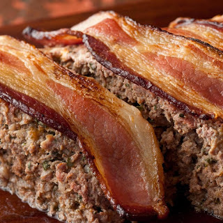 Bacon Cheddar Cheese Meatloaf Recipes