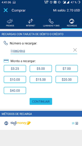 Tigo Shop El Salvador 2.3.2 screenshots 7