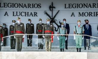 La Brigada de La Legión conmemora su centenario