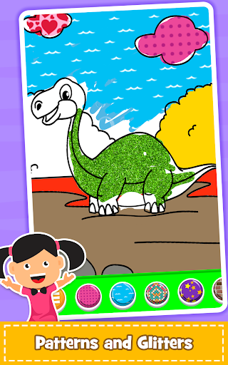 Coloring Games : PreSchool Coloring Book for kids 1.1 screenshots 6