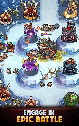 Kingdom Defense: Hero Legend TD (Tower Defense) 1.1.0 screenshots 1