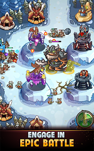 Kingdom Defense: Hero Legend TD MOD (Unlimited Gold/Gems) 1