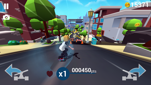 Faily Skater screenshots 2