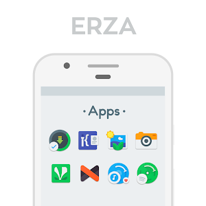 Erza Icon Pack 2.0.5 (Patched)