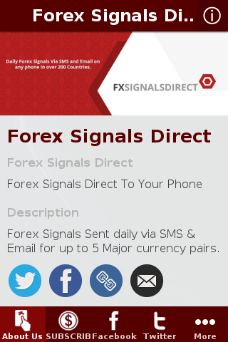 Forex Signals Direct