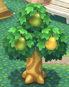 どうぶつ の 森 おいしい フルーツ