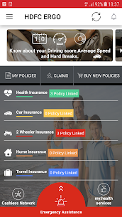 HDFC ERGO Insurance App Download For Android and iPhone 2