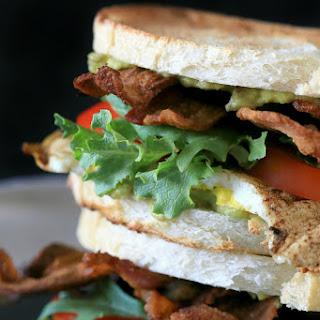 Ultimate Breakfast Sandwich.