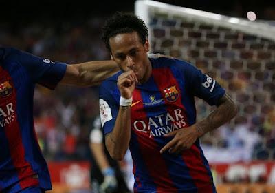 Neymar réagit aux rumeurs