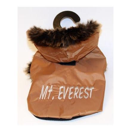 Hundtäcke Mount Everest Brun 31-33cm Ø45-49cm Large