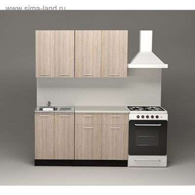 Кухонный гарнитур Светлана медиум, 1400 мм