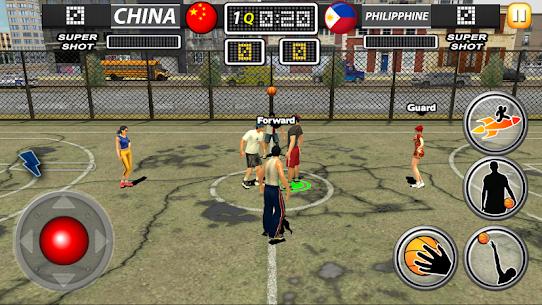 Street Basketball-World League 1.0.2 APK Mod Updated 3