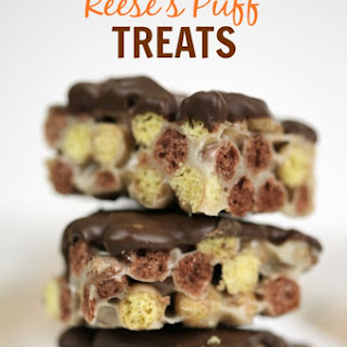 Reese's Puff Treats