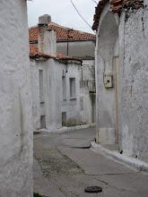 Photo: Mugla: white old city