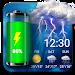 Weather radar alert app icon